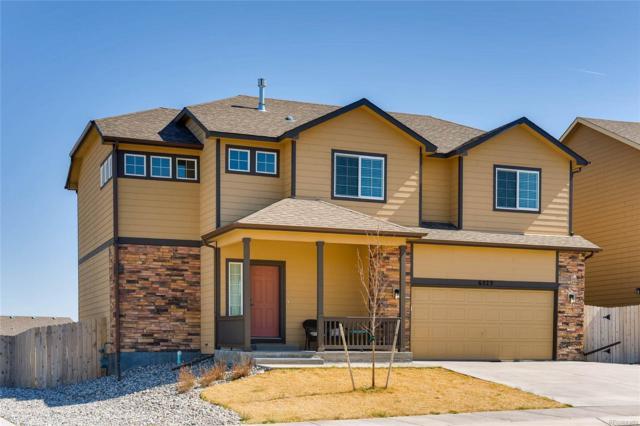 6525 Dancing Star Way, Colorado Springs, CO 80911 (#4615901) :: The Galo Garrido Group