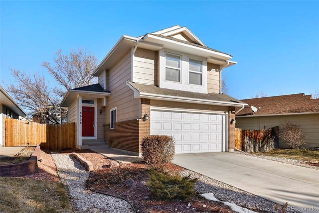 8908 Cloverleaf Circle, Parker, CO 80134 (MLS #4616003) :: Bliss Realty Group