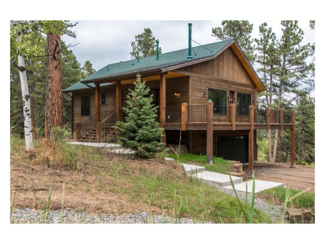 8966 Surrey Drive, Evergreen, CO 80439 (MLS #4616093) :: 8z Real Estate