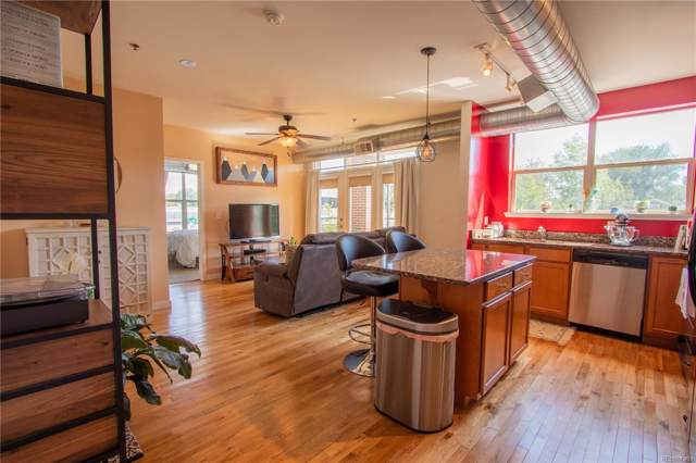 1313 S Clarkson Street #201, Denver, CO 80210 (MLS #4616219) :: The Space Agency - Northern Colorado Team