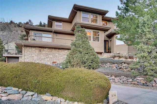 6746 Old Ranch Trail, Littleton, CO 80125 (#4616552) :: The Harling Team @ HomeSmart