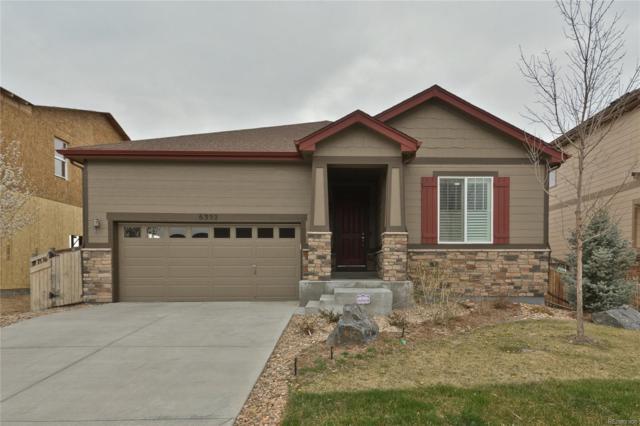 6322 Walnut Grove Street, Frederick, CO 80516 (#4616566) :: Group 46:10 - Denver