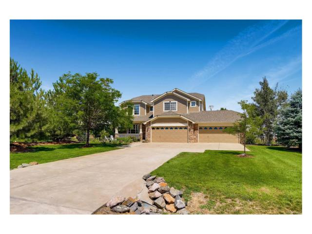 8631 E 163rd Place, Brighton, CO 80602 (#4616608) :: The Peak Properties Group