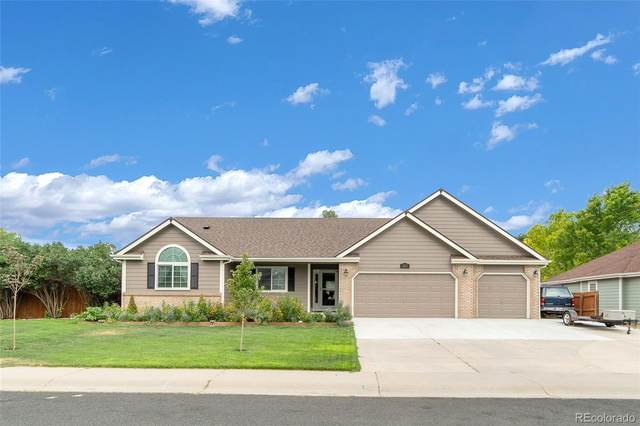 127 Pleasant Avenue, Johnstown, CO 80534 (#4616877) :: My Home Team