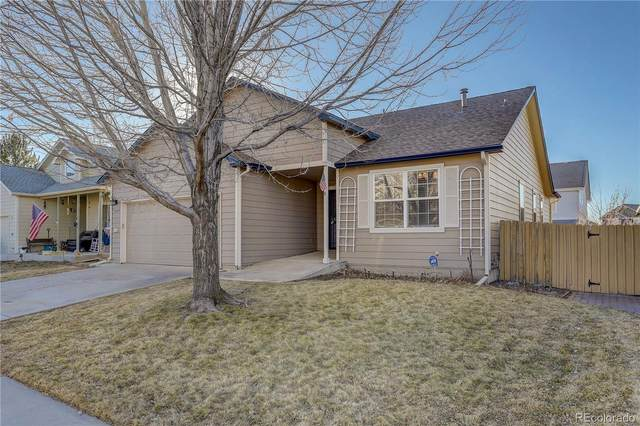 10349 Severance Drive, Parker, CO 80134 (#4617087) :: The Griffith Home Team