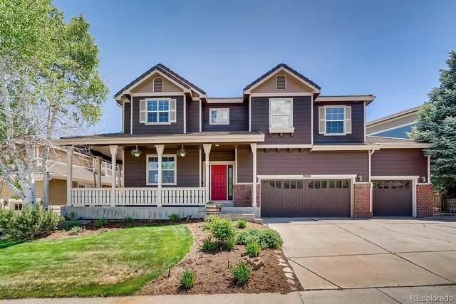 3920 Sunridge Terrace Drive, Castle Rock, CO 80109 (#4617273) :: The Peak Properties Group