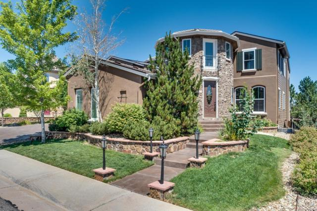 2811 Southshire Road, Highlands Ranch, CO 80126 (#4617432) :: The Peak Properties Group