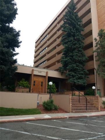 8060 E Girard Avenue #620, Denver, CO 80231 (#4617461) :: Sellstate Realty Pros