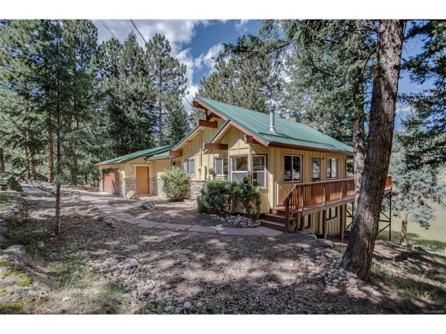 6596 High Drive, Morrison, CO 80465 (MLS #4617604) :: 8z Real Estate