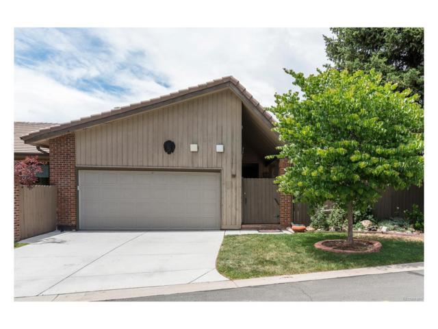2601 S Quebec Street #7, Denver, CO 80231 (MLS #4617816) :: 8z Real Estate