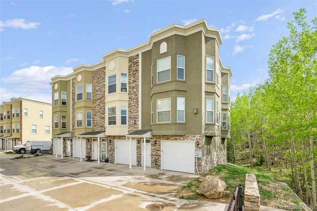 913 N Vernon Drive, Central City, CO 80427 (#4618111) :: HomeSmart