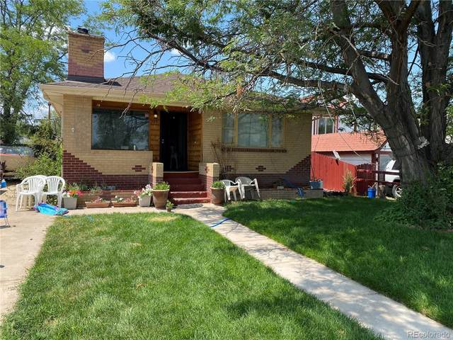 783 S 3rd Avenue, Brighton, CO 80601 (MLS #4619158) :: Bliss Realty Group
