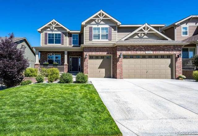 12226 Eastern Pine Lane, Parker, CO 80138 (#4619350) :: Own-Sweethome Team