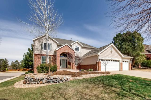 327 Ingleton Court, Castle Pines, CO 80108 (#4619657) :: The Peak Properties Group