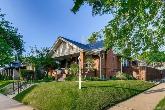792 S Emerson Street, Denver, CO 80209 (MLS #4619682) :: Find Colorado