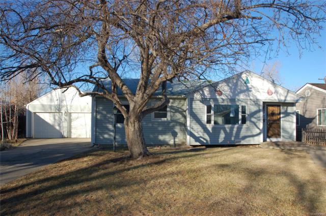 407 S Ingalls Street, Lakewood, CO 80226 (#4619961) :: Colorado Team Real Estate