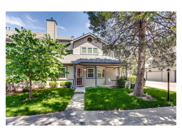 4301 S Pierce Street 3A, Denver, CO 80123 (MLS #4620172) :: 8z Real Estate