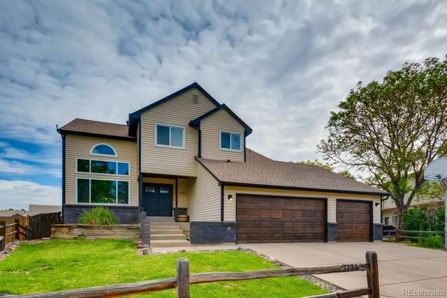 2735 W 106th Circle, Westminster, CO 80234 (#4620189) :: Re/Max Structure