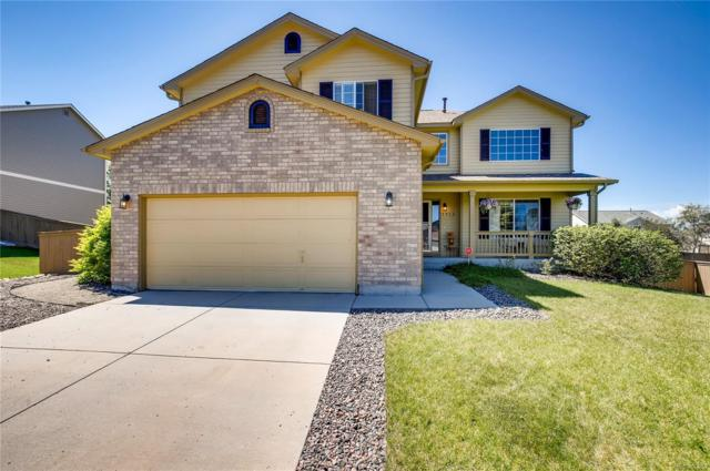 5912 Randolph Avenue, Castle Rock, CO 80104 (#4620285) :: Mile High Luxury Real Estate