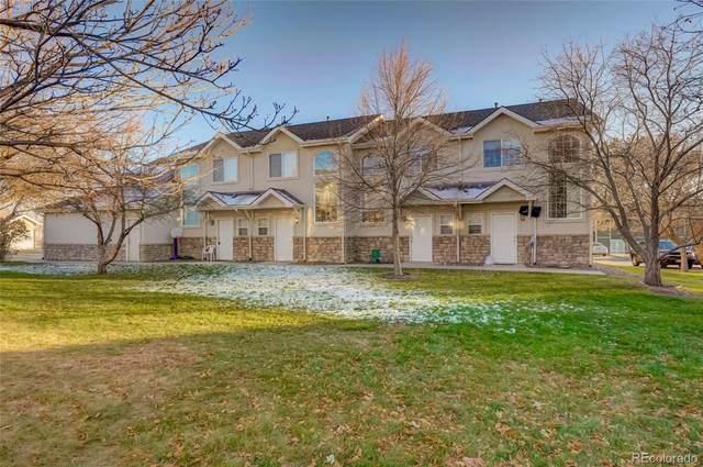 2143 Coronado Parkway D, Denver, CO 80229 (#4620351) :: Real Estate Professionals