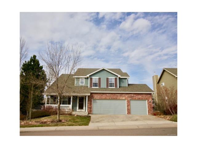 20583 E Maplewood Lane, Centennial, CO 80016 (#4620835) :: The Galo Garrido Group