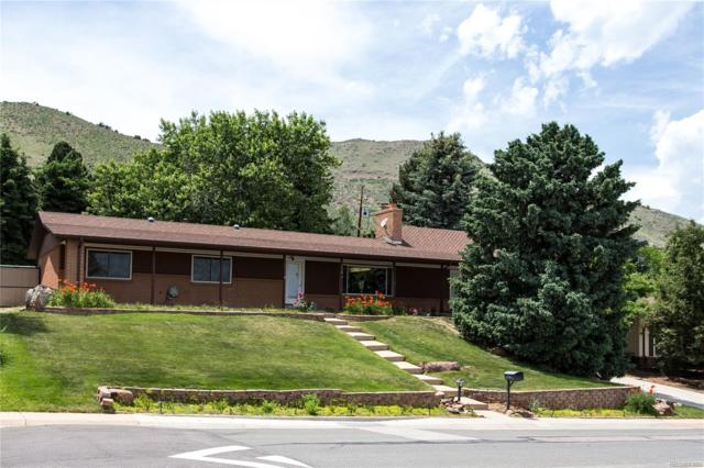 2130 Lookout Mountain Road, Golden, CO 80401 (#4620959) :: Bring Home Denver