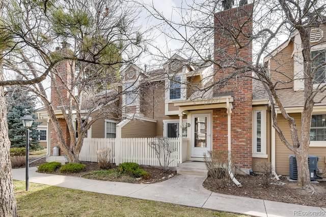 2889 W Long Circle D, Littleton, CO 80120 (MLS #4621052) :: 8z Real Estate