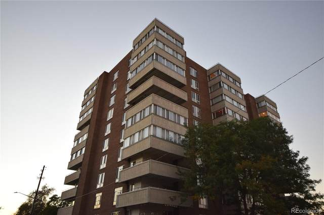 1888 S Jackson Street #1107, Denver, CO 80210 (#4621367) :: THE SIMPLE LIFE, Brokered by eXp Realty