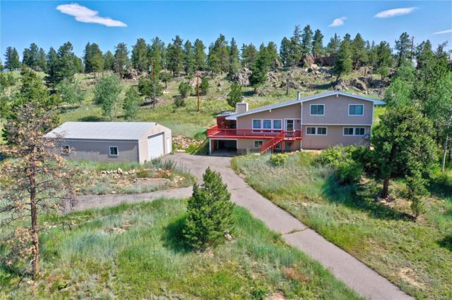 203 Deer Trail Drive, Bailey, CO 80421 (MLS #4621450) :: 8z Real Estate