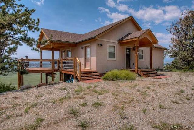 487 Bonell Drive, Fairplay, CO 80440 (MLS #4621782) :: Find Colorado