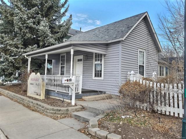 510 Perry Street, Castle Rock, CO 80104 (#4622149) :: HomePopper