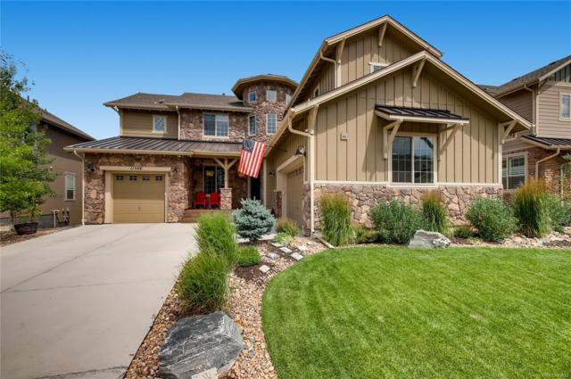 11548 Pine Canyon Lane, Parker, CO 80138 (#4622163) :: The Gilbert Group