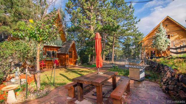 3777 Evergreen Parkway, Evergreen, CO 80439 (#4622365) :: Bring Home Denver with Keller Williams Downtown Realty LLC