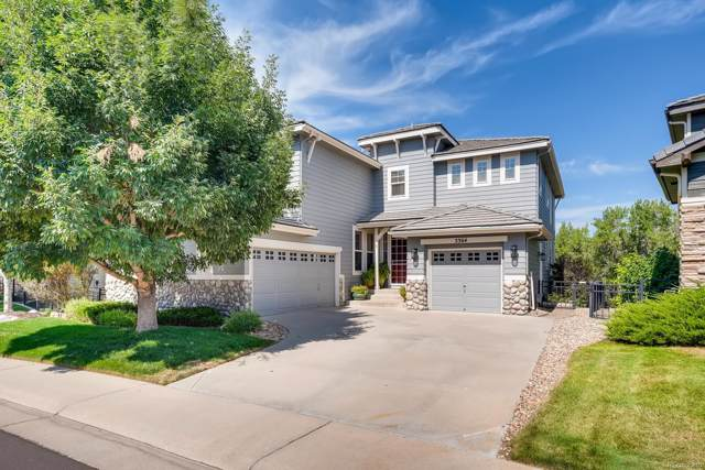 3364 Westbrook Lane, Highlands Ranch, CO 80129 (#4622555) :: The HomeSmiths Team - Keller Williams