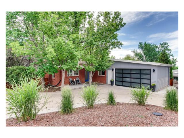10745 W 35th Place, Wheat Ridge, CO 80033 (#4622654) :: The Peak Properties Group