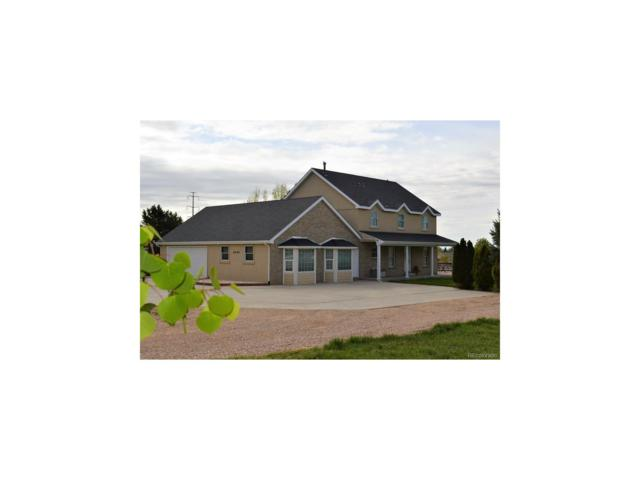 6440 Lesser Drive, Greeley, CO 80634 (MLS #4622721) :: 8z Real Estate