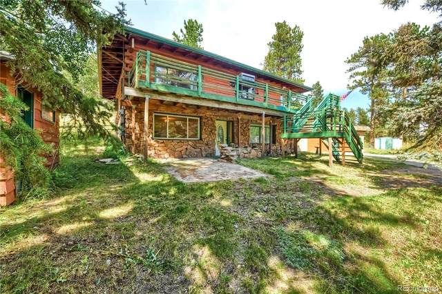26955 Stagecoach Road, Conifer, CO 80433 (#4622947) :: The HomeSmiths Team - Keller Williams