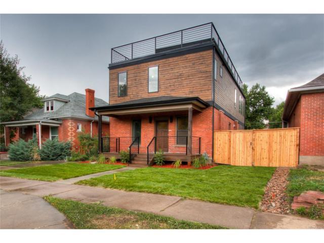 1240 S Clarkson Street, Denver, CO 80210 (MLS #4623003) :: 8z Real Estate
