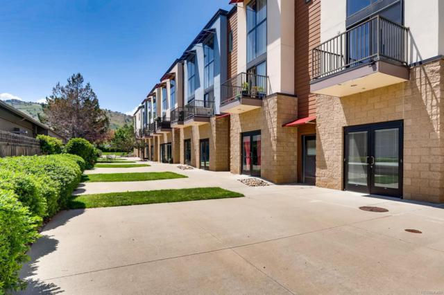 4645 Broadway Street B1, Boulder, CO 80304 (#4623102) :: The Peak Properties Group