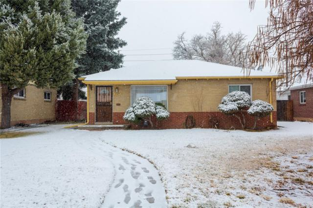 3385 Olive Street, Denver, CO 80207 (MLS #4623139) :: 8z Real Estate
