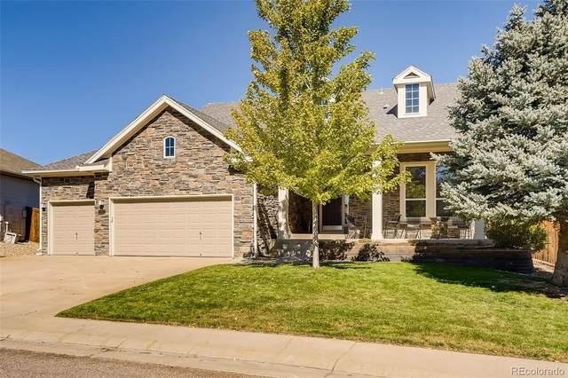 17441 Cornerstone Lane, Parker, CO 80134 (MLS #4623306) :: Kittle Real Estate
