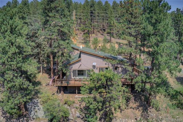 28251 Shadow Mountain Drive, Conifer, CO 80433 (#4623508) :: Sultan Newman Group