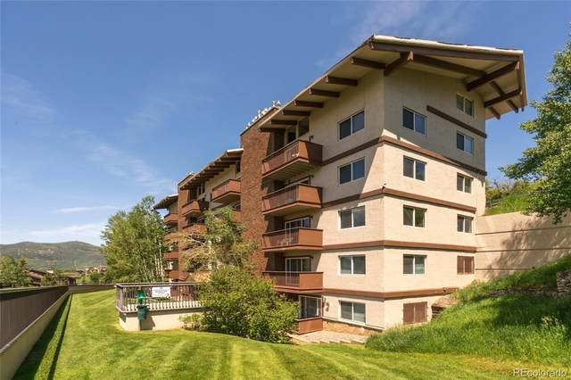 2235 Storm Meadows Drive #334, Steamboat Springs, CO 80487 (#4623740) :: Hudson Stonegate Team