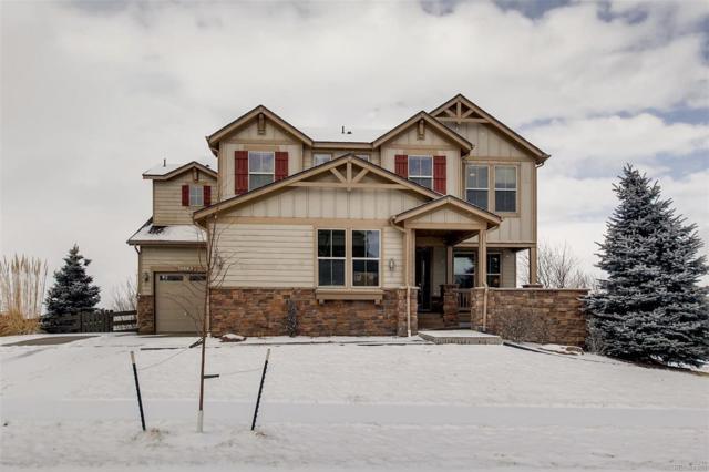 11843 S Saunter Lane, Parker, CO 80138 (#4623985) :: Bring Home Denver with Keller Williams Downtown Realty LLC