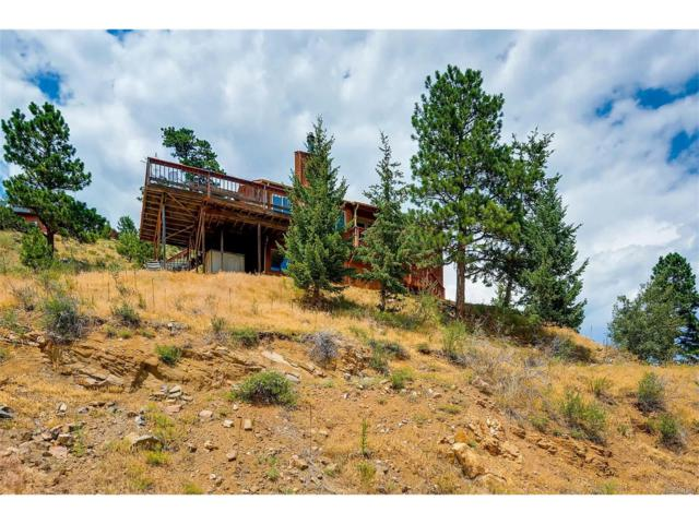 1243 Hyland Drive, Evergreen, CO 80439 (MLS #4624015) :: 8z Real Estate