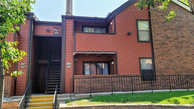 11915 E Harvard Avenue #208, Aurora, CO 80014 (MLS #4624019) :: Bliss Realty Group