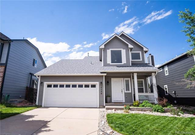 4348 Prairie Willow Drive, Colorado Springs, CO 80920 (MLS #4624049) :: 8z Real Estate