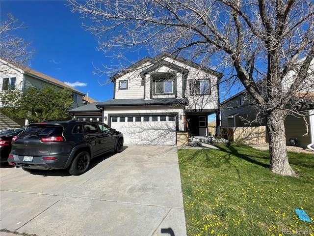 11214 Gilcrest Street, Parker, CO 80134 (#4624308) :: Relevate   Denver