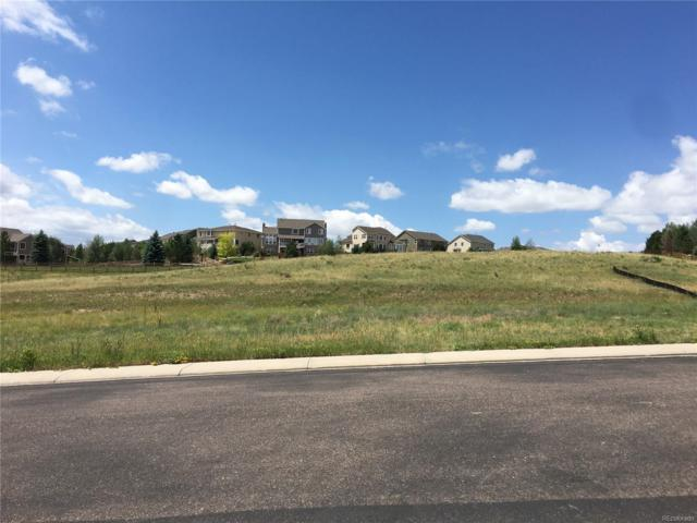 5720 Distant View Place, Parker, CO 80134 (#4624322) :: Compass Colorado Realty