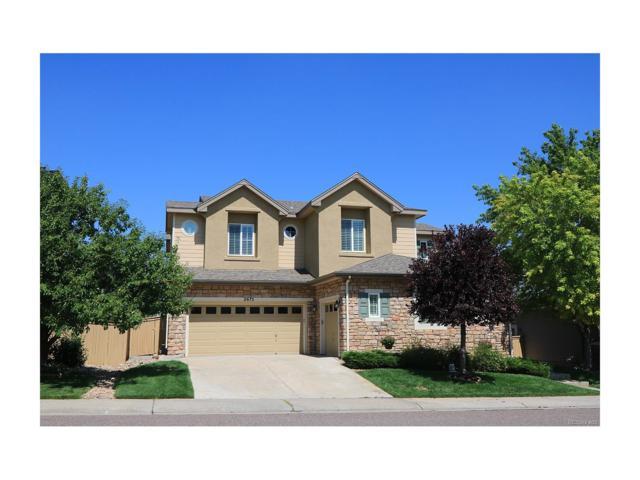 2675 Shadecrest Place, Highlands Ranch, CO 80126 (MLS #4625238) :: 8z Real Estate